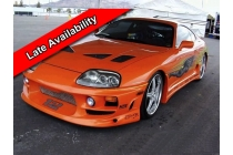 Toyota Supra Taster -  Date Specific Offer
