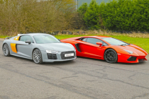 Two Car Super Platinum Taster