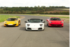 Four Car Platinum Hot Lap