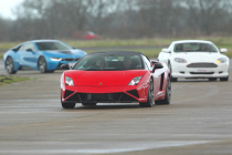 Premium Track Three Car Taster Special Offer Inc. Hot Lap