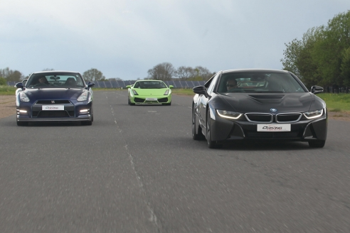 Three Car Taster