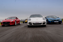 Premium Track Four Car Taster Special Offer Inc. Hot Lap