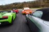 Supercar Experience 4 cars +FREE high Speed Ride