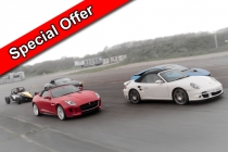 Five Car Taster Date Specific Offer Inc. Hot Lap