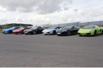 Supercar Experience 7 Cars + FREE High Speed Ride