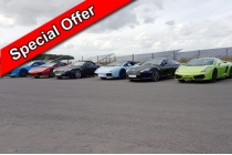 Seven Car Taster Special Offer Inc. Hot Lap