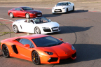 Platinum Supercar Experience 2 Cars + Free Highspeed Ride