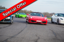 Ultimate Supercar Experience + FREE High Speed Ride