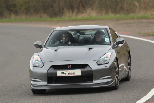 Goodwood Nissan GTR Hot Lap Experience
