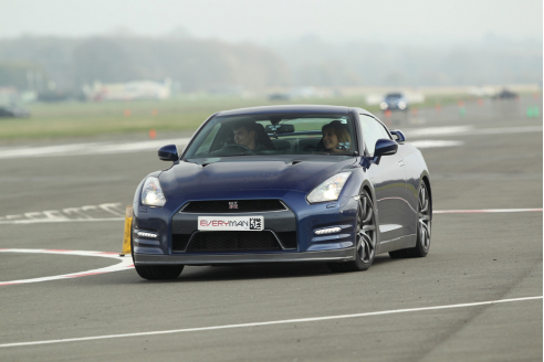 Goodwood Nissan GTR Experience