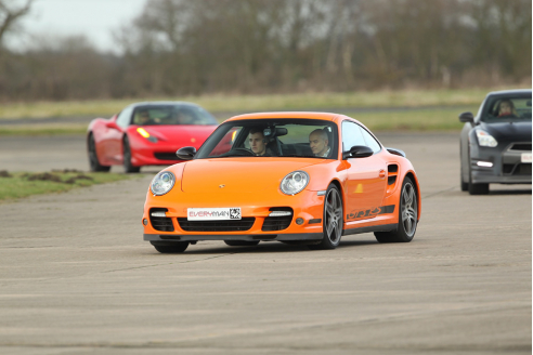 Goodwood Porsche Hot Lap Experience