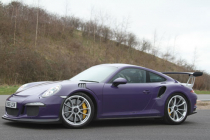 Porsche GT3-RS Taster Inc. Atom Hot Lap
