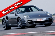Aldershot Four Car Taster Date Specific Offer Inc. Hot Lap
