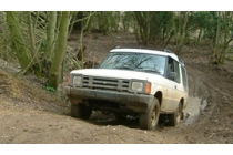 Half Day 4x4 Off Road Driving - Great Tew
