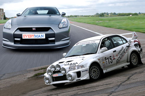 Junior Supercar and Rally Driving Experience