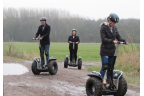 One Car Taster and Off Road Segway