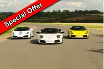 Ultimate Lamborghini Including Passenger Ride