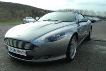 Aston Martin Two Car Experience