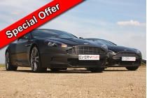 Ultimate Aston Martin Including Passenger Ride