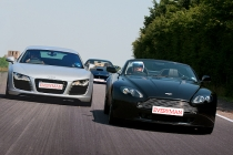 Aston Martin Four Car Experience