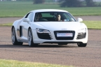 Audi R8 Taster Inc. Atom Hot Lap