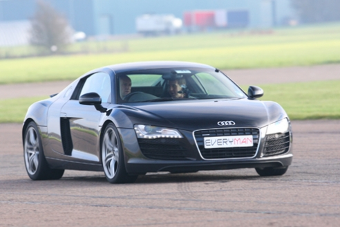 Audi R8 Experience (Nationwide)