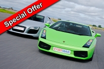 Double Supercar Thrill (Special Offer)