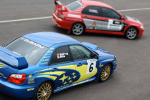 Rally Driving at Silverstone (Northamptonshire) - Half Day
