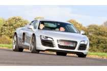 Audi R8 Thrill - Great Tew