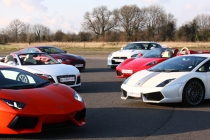 Ultimate Track Day - Six Supercars!